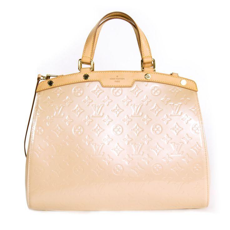 Shop authentic Louis Vuitton Vernis Brea GM at revogue for just USD 1,300.00