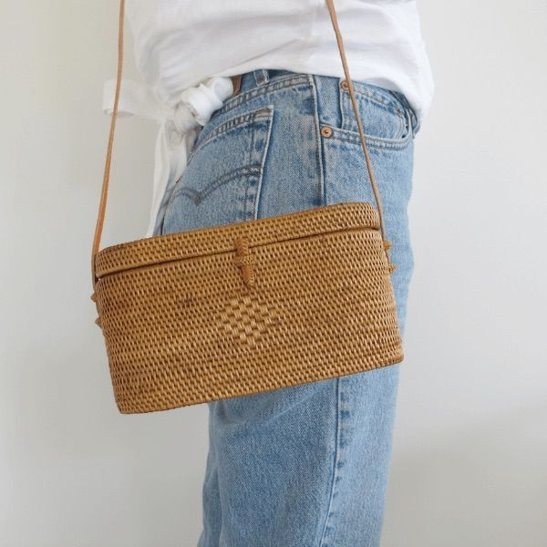 Spring Trend: Woven Pieces
