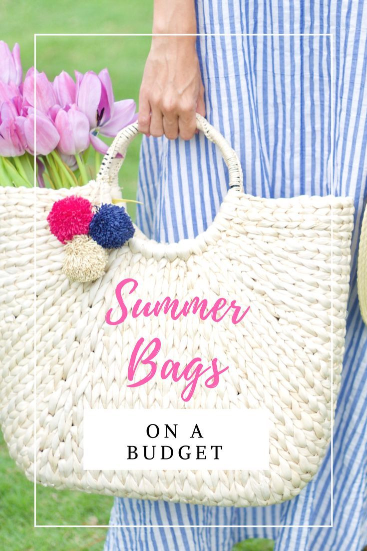 Summer Bags 2017 | Budget Bags | Summer Totes|