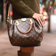 Turenne medium size handbag by Louis Vuitton