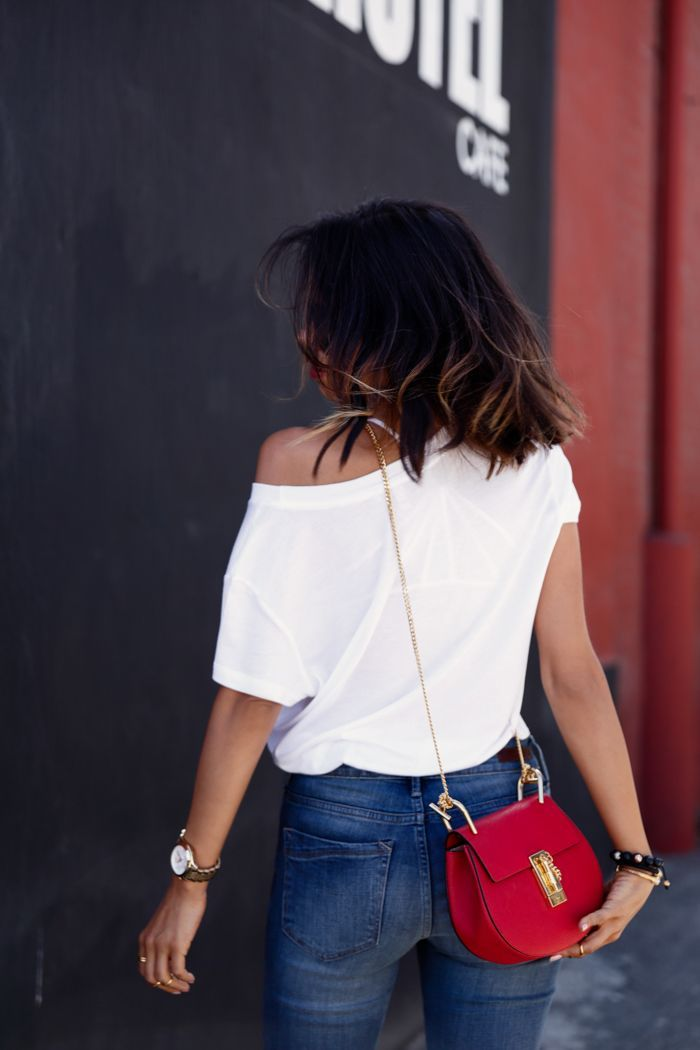 VivaLuxury - Fashion Blog by Annabelle Fleur: GRAPHIC HEART - EXPRESS One Eleven...