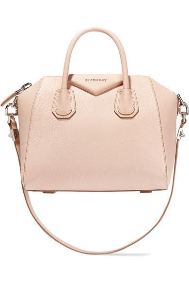 Givenchy - Antigona small textured-leather shoulder bag