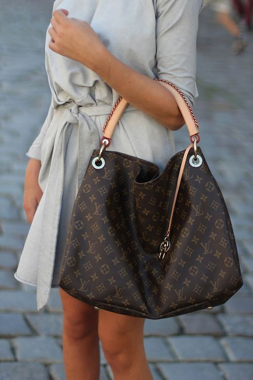 Louis Vuitton Artsy GM Brown Totes by lindabrenco                               ...