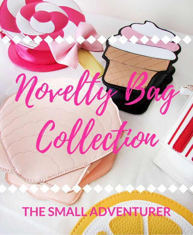 Novelty Bag Collection ♡ Collection Series #8