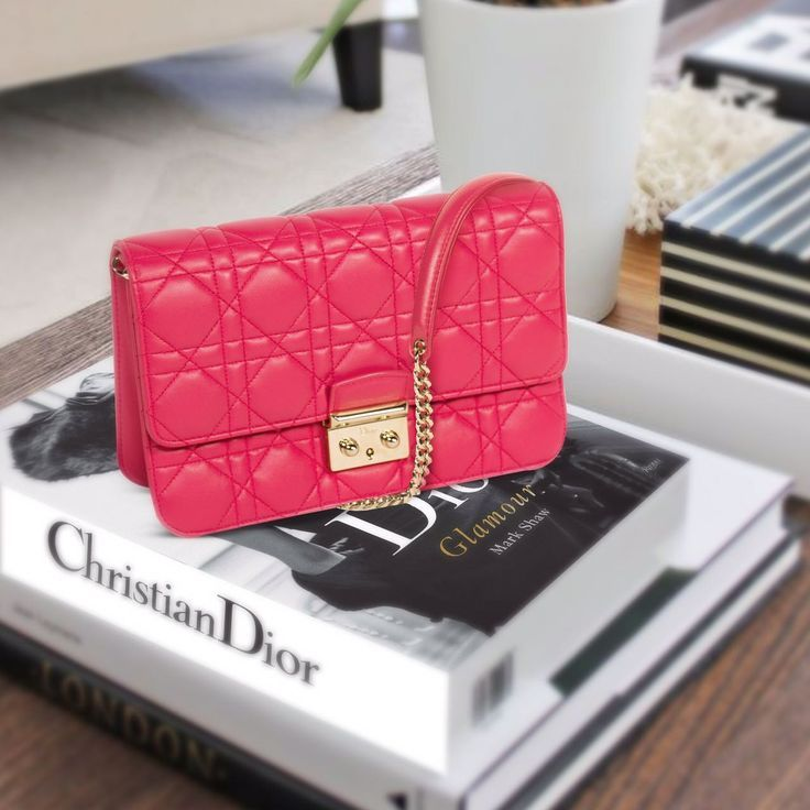 Shop authentic Christian Dior Miss Dior Promenade Pouch at revogue for just USD 1,581.00