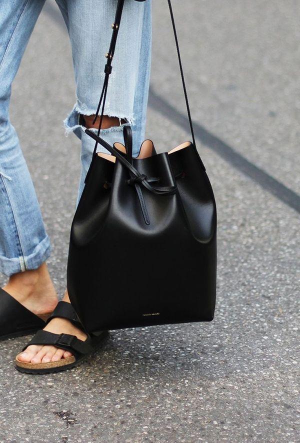style crush: BLACK BIRKENSTOCKS