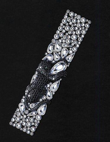 Chopard. Panther bracelet sketch...♡