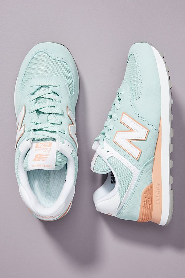 New Balance 574 Agave Sneakers