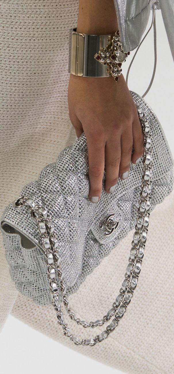 Chanel Spring 2016 ~ Paris Fashion Week - ladies handbags online shopping usa, l...