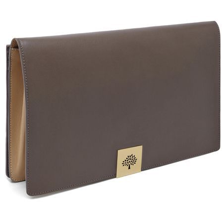 OMG - WANT ONE! Preview Mulberry's new Campden clutch bags for Autumn/Winter 201...
