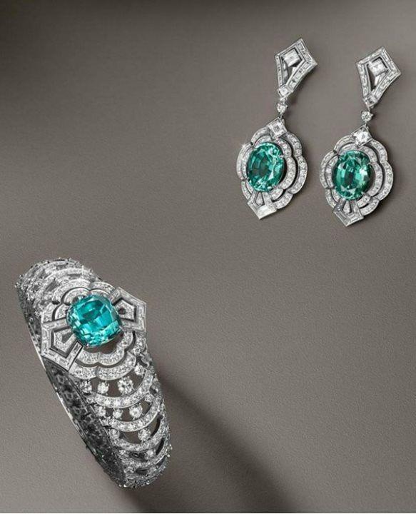 Best Diamond Bracelets : Louis Vuitton jewels