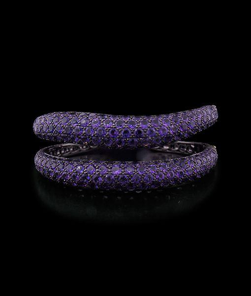 Etho Maria Amethyst Bracelet