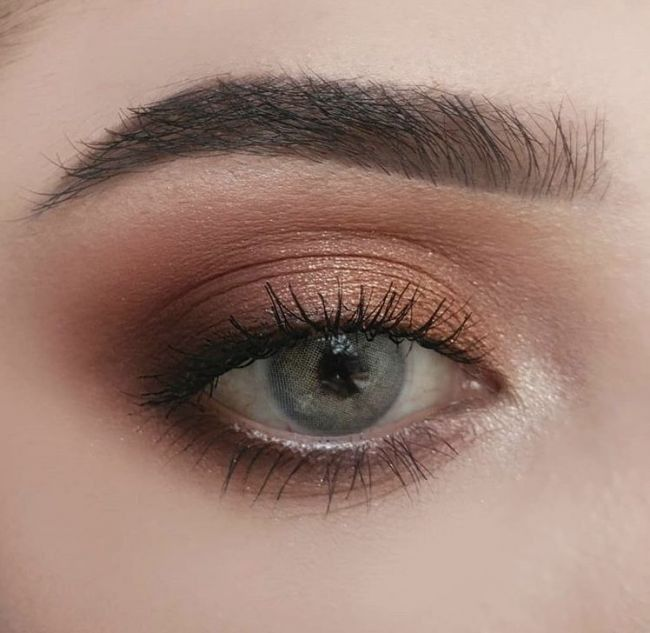 Shimmery and Natural Summer Makeup - #makeup #natural #shimmery #summer - #Genel