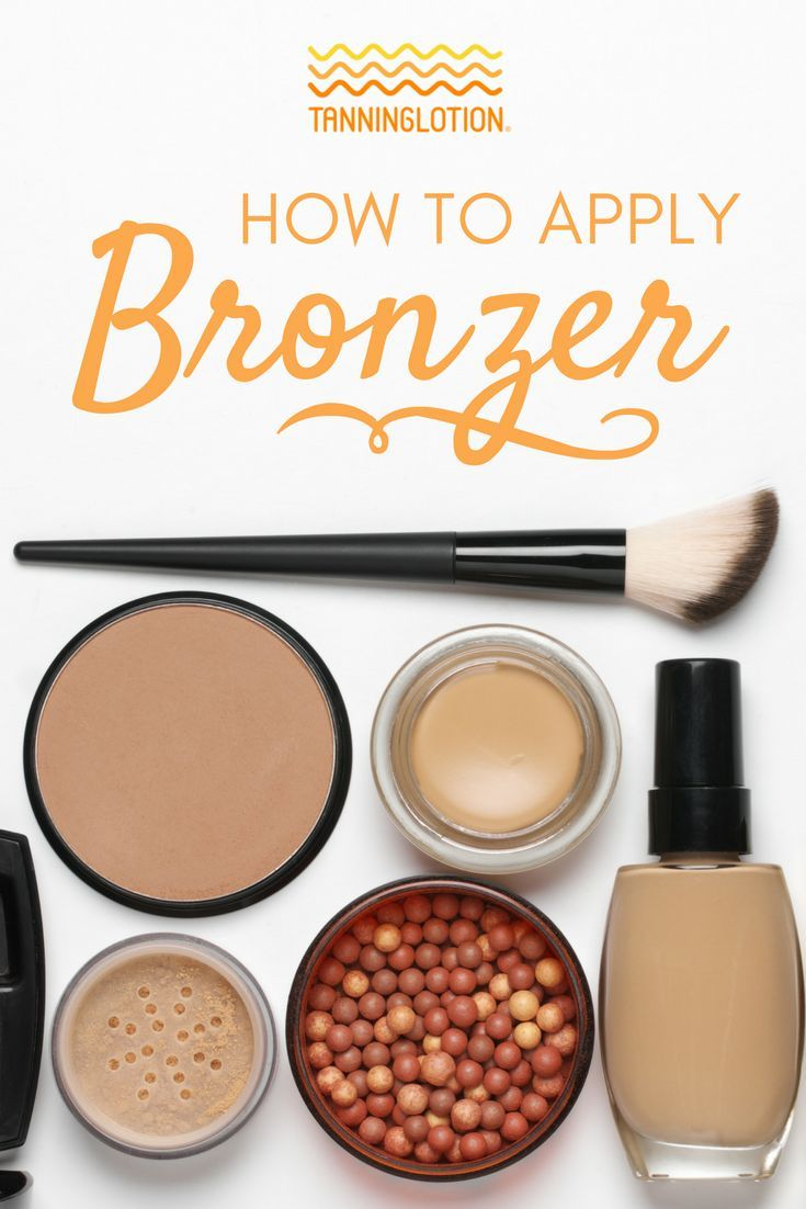 How To Use Bronzer Powder For That Perfect Tanned Look