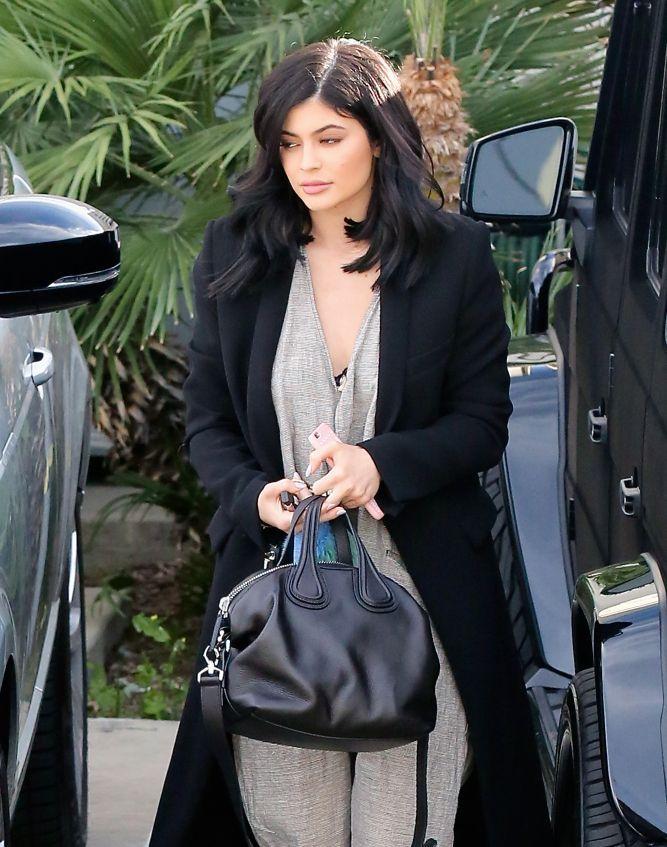 Celebs Carried Cute Bags from Coach, Gucci & Alexander McQueen Last Week