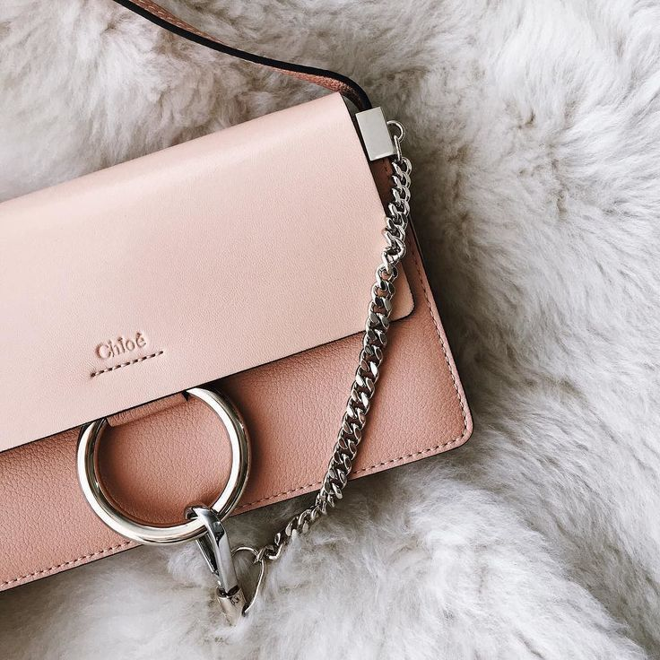Chloé Pink Handbags - ShopStyle