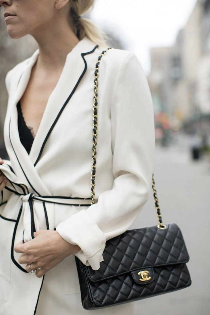 belted robe blazer and black skinnies | damsel in dior. 2