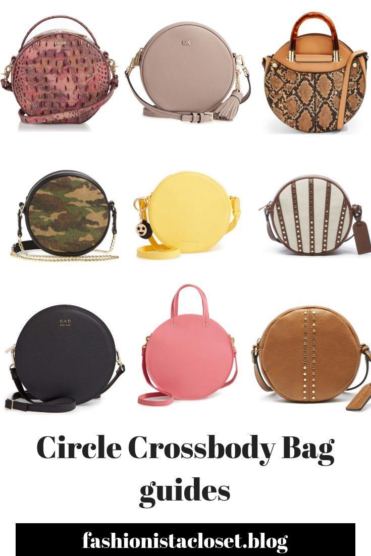 Circle Crossbody Bag guides