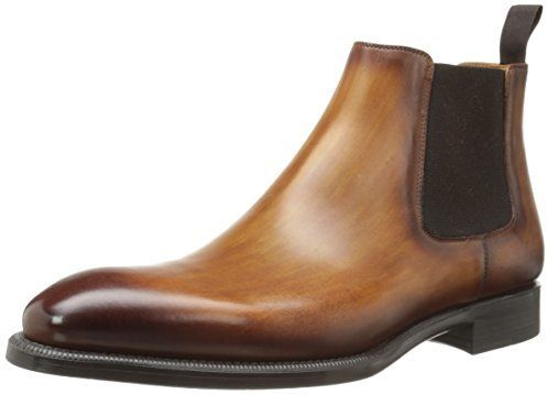 $375, Brown Leather Chelsea Boots: Magnanni Emmitt Chelsea Boot. Sold by Amazon....
