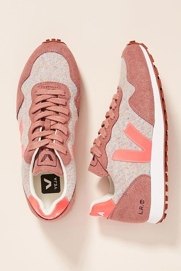 Veja Flannel Sneakers