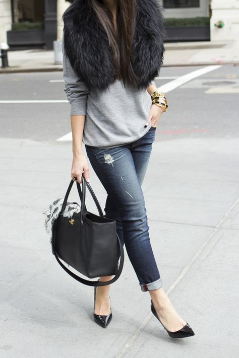 Chanel Cerf Tote. Shop this gorgeous pre-owned bag at www.lovethatbag.ca