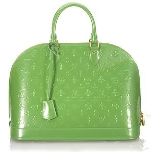 I want this bag. It's Herbalife Green and Louis Vuitton... heaven!