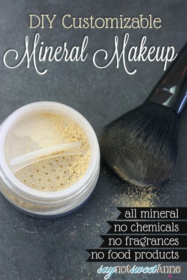 Easy Makeup Recipe Ideas For DIY Cosmetics | Makeup Tutorials