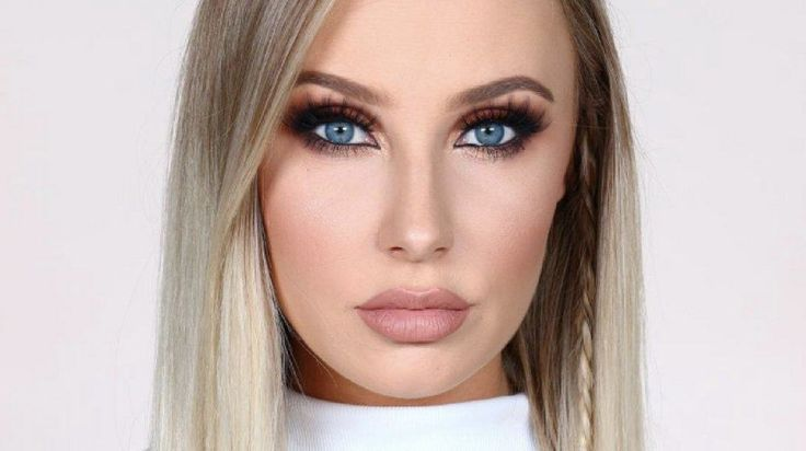 Lovely Makeup Tutorials For Blue Eyes