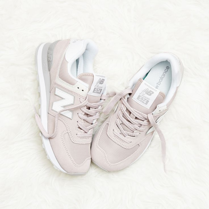 ⚡️⭐️ Time to #shop the New Balance UK 574 Trainers in Pink #liveyourbest...