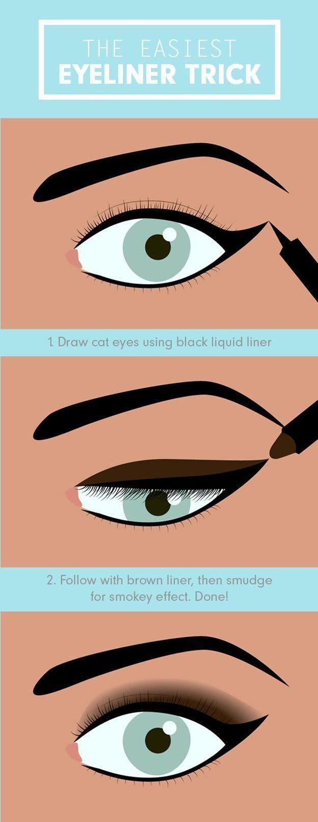 Great Eyeliner Tips For Makeup Junkies