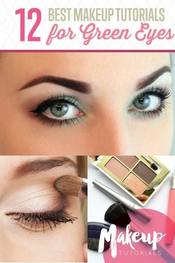 Easy Eye Makeup For Green Eyes | Makeup Tutorials Guide
