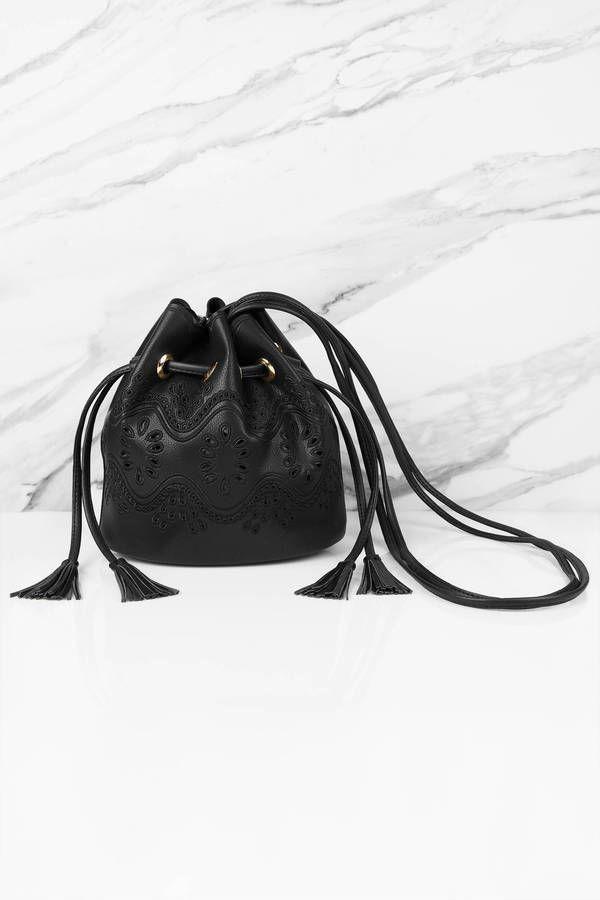 Allegra Mini Bucket Bag