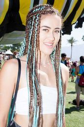 Best Hair & Makeup from Coachella Weekend 1
