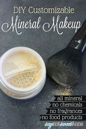 Easy Makeup Recipe Ideas For DIY Cosmetics | Makeup Tutorials