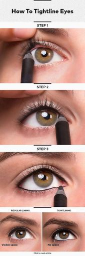 Tightlining 101: Make Your Eyes Bigger & Brighter With This Simple Trick