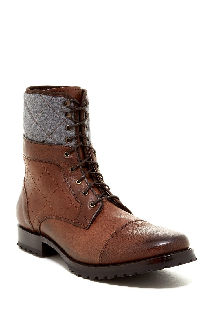 J.D. Fisk Lewi Lace-Up Boot