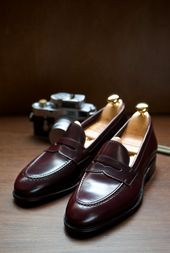 Uetam Loafer in Penny Cordovan