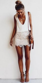 White and tan, do I do this way too much??  @missrosaboutique