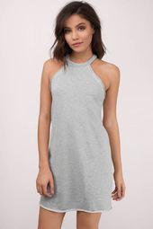Tobi Caroline Sleeveless Day Dress