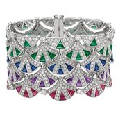 Bulgari's New Jewellery 2016 ~ Bulgari's blue pink and purple sapphires join eme...