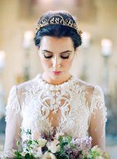 Rose Quartz and Serenity Wedding Inspiration - MODwedding
