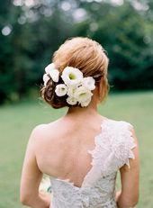 Rustic Chic Garden Maryland Wedding - MODwedding