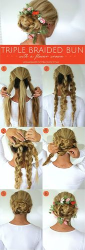 10 Of The Best Braided Hairstyles - Makeup Tutorials