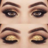 12 Colorful Eyeshadow Tutorials For Brown Eyes - Makeup Tutorials