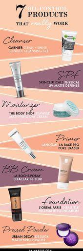 9 Oily Skin Remedies That Actually Work | Makeup Tutorials