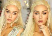 Khaleesi Game of Thrones Makeup Tutorial