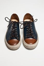 Buttero - Tanino Low Leather Two Tone ❤