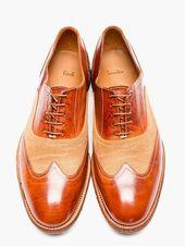 Dennis Austerity Brogues Shoes