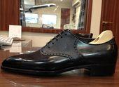 Japanese Bespoke Shoe