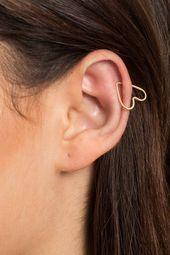 Heartbreaker Ear Cuff
